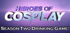 HOC Season 2 Drinking Game