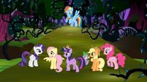 Everfree Forest + Season Premier  X Fate of Equestria hangs in the balance = A potentially horrible result.