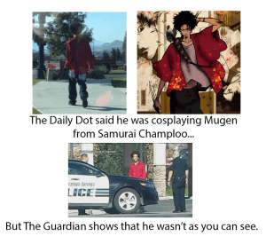 See the difference between The Daily Dot AND The Guardian.