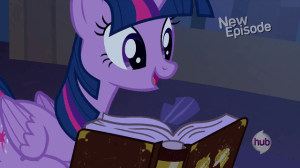 Twilight catches a huge nerdboner about books? Sounds like just another Friday.