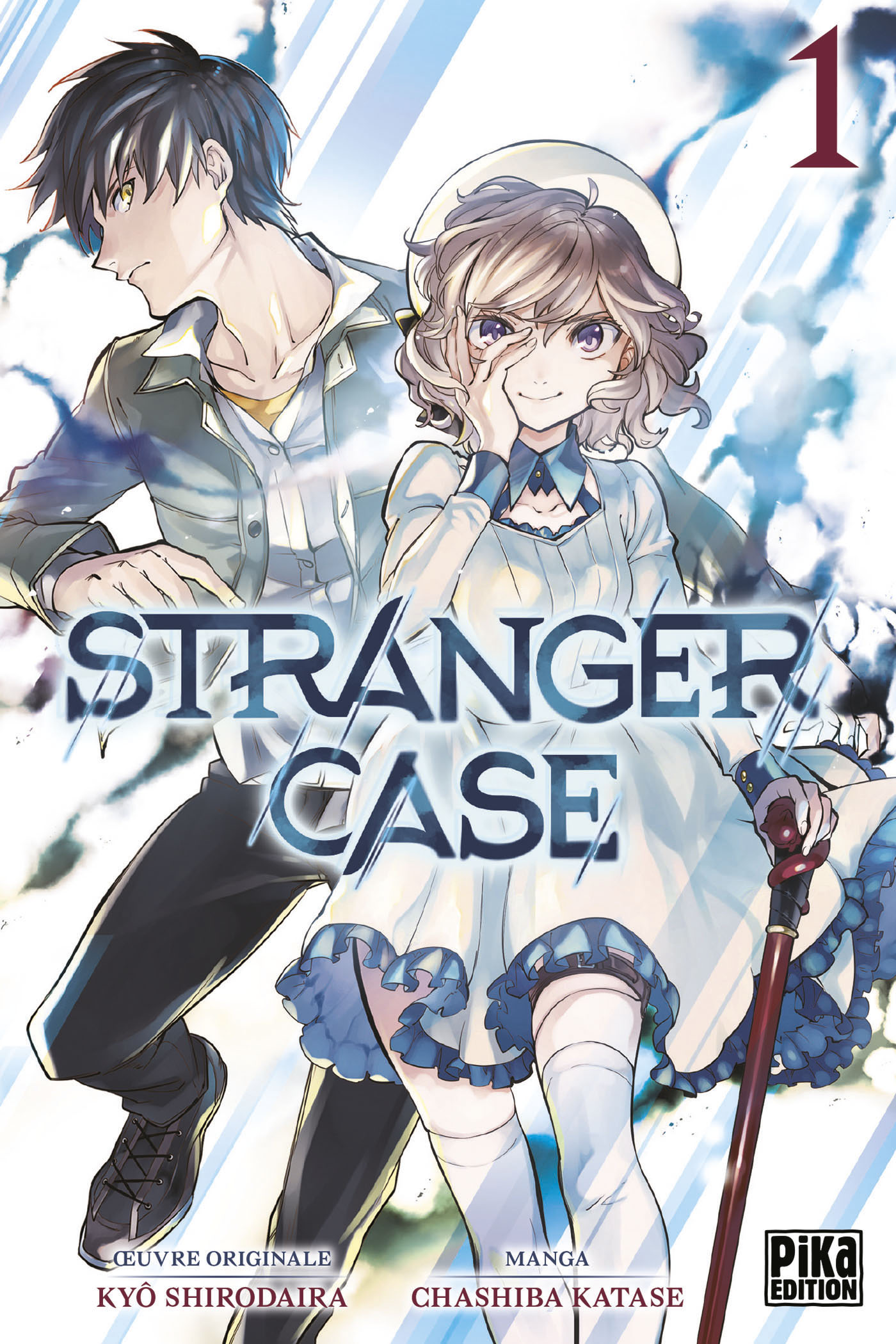 manga nouveau