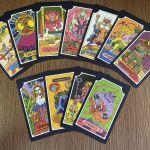 JoJo's Bizarre Adventure Quality Tarot Card 31pcs Dio Kujo Jotaro Joseph Kakyoin Jojo Tarot