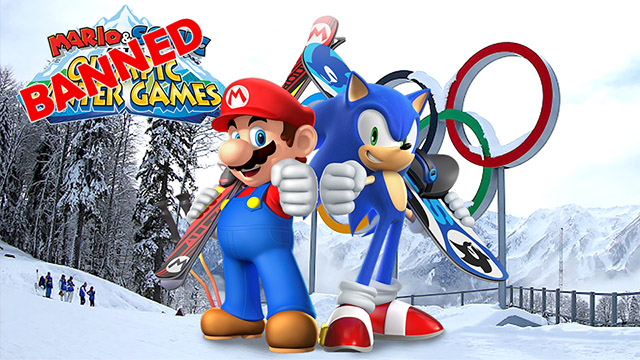 Mario And Sonic At The Pyeongchang 2020 Olympic Winter Games Release Date.Mario And Sonic Banned From 2018 Olympic Games Anime Maru