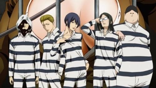 Prison School BluRay 1080p Legendado - Download Torrent