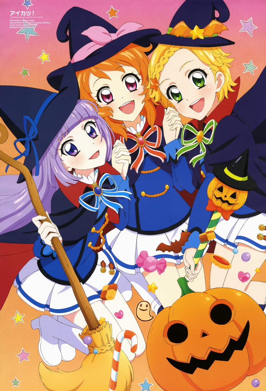 Cute Kingdom Hearts Wallpaper Happy Halloween Anime Style Interest Anime News Network