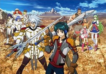 Ixion Saga DT (TV) - Anime News Network