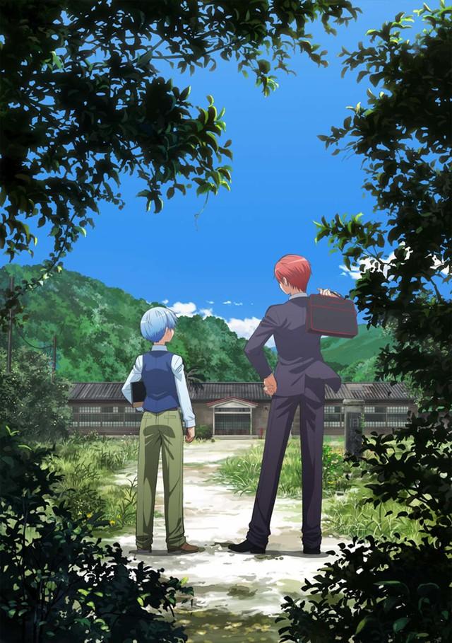 Image result for Ansatsu Kyoushitsu Movie: 365-nichi no Jikan