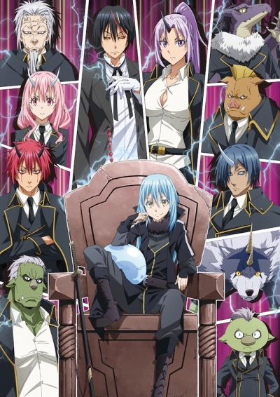 Voice actor miho okasaki, the voice of rimuru from anime that time i got reincarnated as a slime says hi! That Time I Got Reincarnated As A Slime Tv 2 Anime News Network
