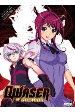 The Qwaser of Stigmata Sub.DVD 2 - Review - Anime News Network