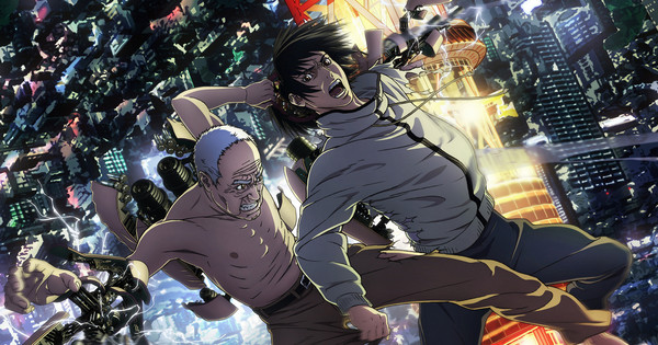Wallpaper Hello Fall Anime Spotlight Inuyashiki Last Hero Anime News Network