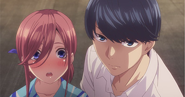 Episode 5 The Quintessential Quintuplets Anime News Network