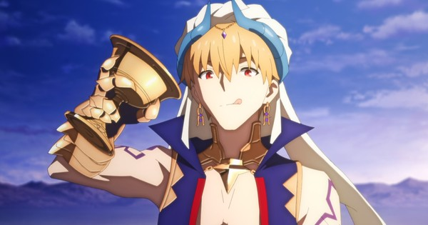 Episode 21 - Fate/Grand Order Absolute Demonic Front: Babylonia - Anime News Network