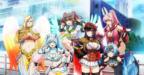 The Seven Heavenly Virtues Animes Cast January 26
