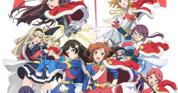 New Fall Creator Wallpaper Revue Starlight Tv Anime S Promo Video Streamed News