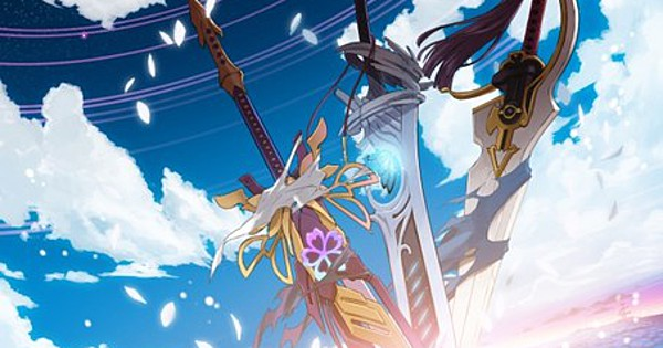 Anime Mermaid Wallpaper Valkyrie Drive Project Launches With Tv Anime Video Games