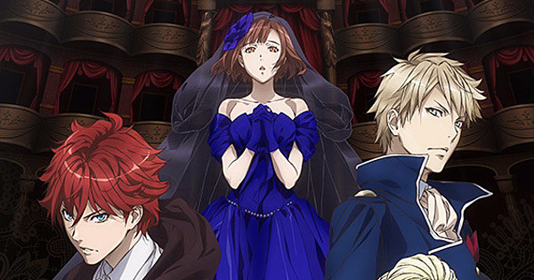 Diabolik Lovers Wallpaper Fall Dance With Devils Tv Anime S Additional Cast October 7