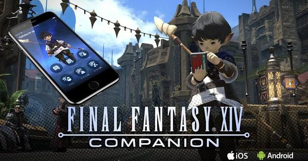 Final Fantasy XIV Game Gets Companion App - News - Anime News Network