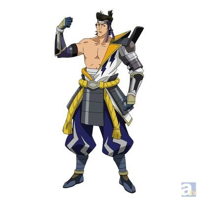Samurai WarriorsSengoku Musou TV Animes Promo Previews
