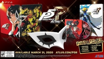 Persona 5 Royal Game S Video Highlights New Character Takuto Maruki News Comic News Global