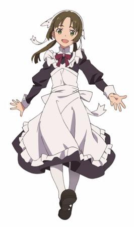 Lotte: Nao Touyama (Bakuon!!)