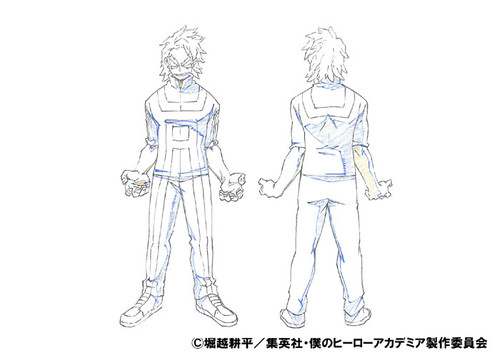 My Hero Academia Anime Unveils Character Designs for New
