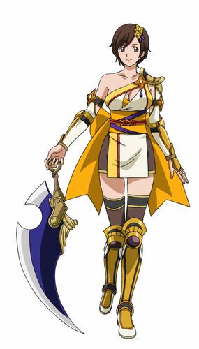 Crunchyroll to Stream Samurai WarriorsSengoku Musou TV