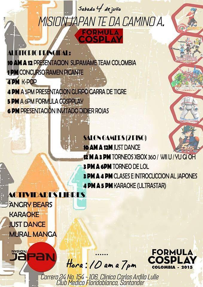 MISION JAPAN – DIDIER ROJAS opening! 4 de Julio (Bucaramanga ... 6a8ec29044ca