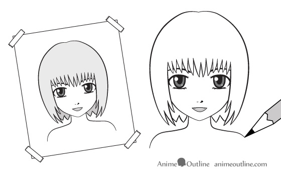 Tips on How to Learn How to Draw Anime and Manga