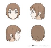 draw anime & manga male