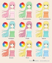 guide picking colors drawing