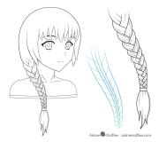 draw anime & manga style