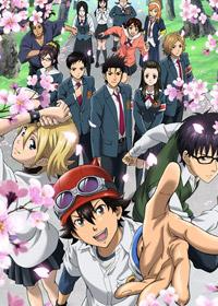 sket dance anime
