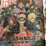 road to ninja – naruto movie