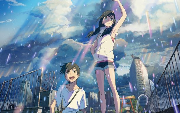 Weathering For You anime film