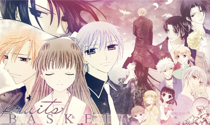 Cute Fruit Wallpaper Fruits Basket Picture Gallery