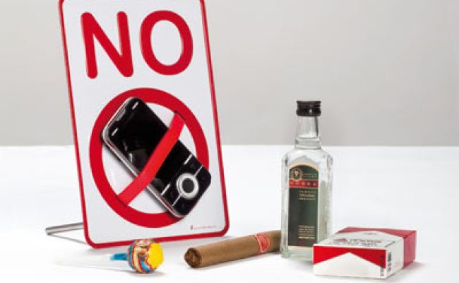 Unique Office Gifts Yes To The No Sign Holder