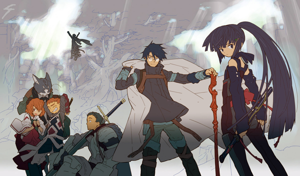 Log-Horizon-light-novel
