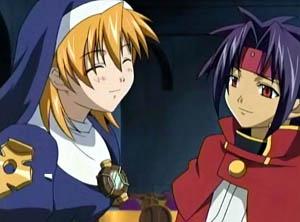 Chrno Crusade  Anime