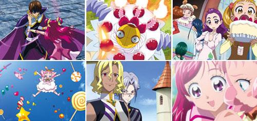 Yes Precure 5 GoGo Okashi no Kuni no Happy Birthday  Anime
