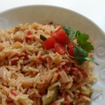Mexican Salsa Rice