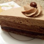 Chocolate Toffee Torte