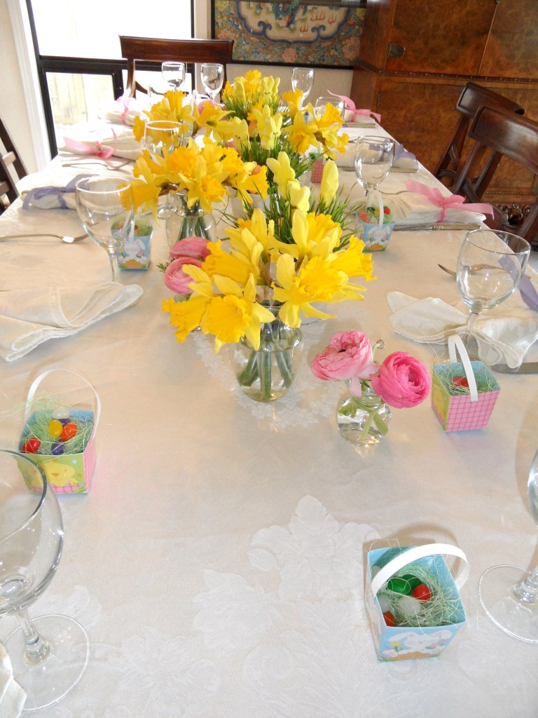 Easter and spring table decoration ideas an inspired kitchen