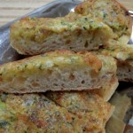 Cheesey Garlic-Herb Bread