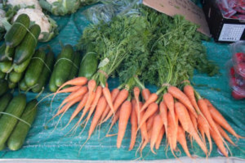 Baby Carrots at the Cleveland Markets, Brisbane QLD Australia 20150802-VPR00315.jpg