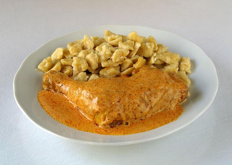 Recipe: Hungarian – Paprika Chicken