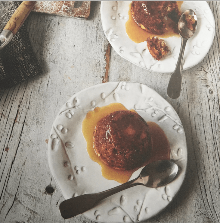 Little Sticky Date Puddings