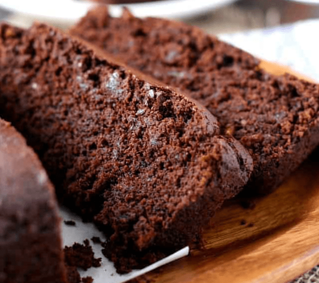 Recipe: Chocolate Banana Bread (Gluten Free, Vegan, Refined Sugar Free).