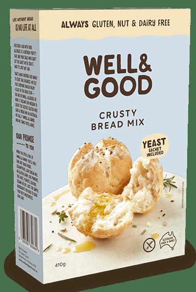 Well & Crusty-Bread