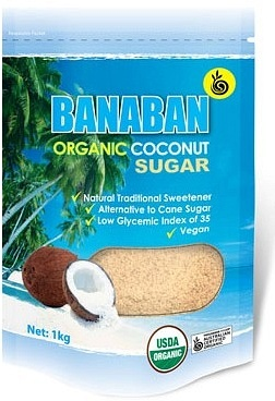 Banaban Organic Coconut Sugar