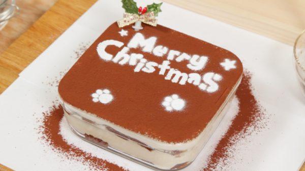 Recipe: Christmas Tiramisu Recipe